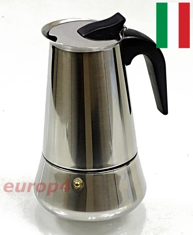 Kawiarka kafeteria zaparzacz ciśnieniowy do kawy 600 ml ELM 500