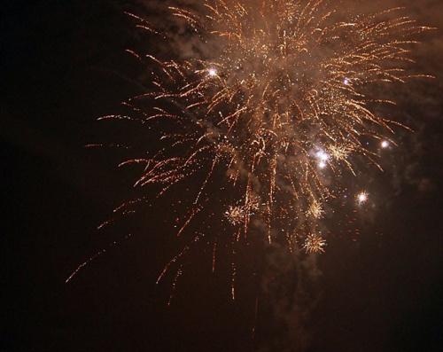 I zaczął się... Nowy Rok, nowe plany, nowe marzenia... :)
