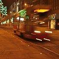 #noc #ŚwiatłaNocą #tramwaj #tramwaje