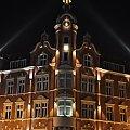 Urząd Miasta #noc #ŚwiatłaNocą #MiastoNocą