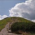 podejście na Trzydniowiański Wierch- Tatry Zachodnie... i nutki: http://www.youtube.com/watch?v=qMLRAEcKZWE #góry #Lipiec2013 #Tatry #TatryZachodnie #TrzydniowiańskiWierch
