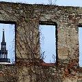 ruiny zamku książąt piastowskich **** ulub. giga-grzmot **** #ruiny #StrzelceOpolskie #zamek