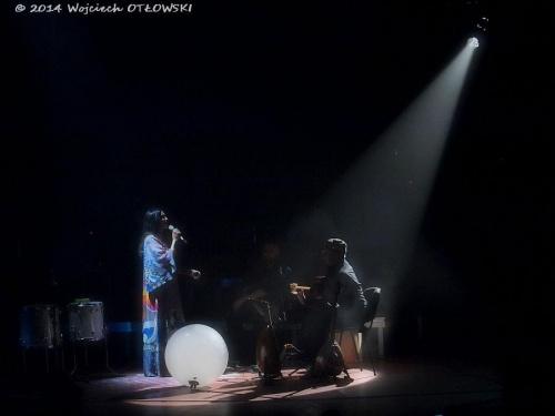 Kayah - Transoriental Orchestra ,Suwalski Ośrodek Kultury, Suwałki- 07.III.2014 #Kayah #koncert #muzyka #SuwalskiOśrodekKultury #Suwałki #TransorientalOrchestra
