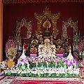 Swiatynia Wat Phra Thai Doi Wao w miescie Mae Sai #Tajlandia #MaeSai #azja
