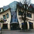 Sopot - krzywy domek #KrzywyDomek #Sopot