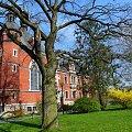 Pałac Ballestremów w Pławniowicach #Pławniowice #wiosna #zamki