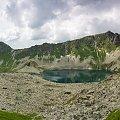 Zadni Staw #arietiss #góry #krajobraz #panorama #Tatry
