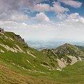 Kasprowy Wierch i Dolina Gąsienicowa... #arietiss #góry #krajobraz #panorama #Tatry