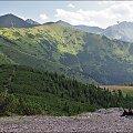 Tatry Zachodnie- ostatni postój na Grzesiu #Tatry #TatryZachodnie #góry #Lipiec2013