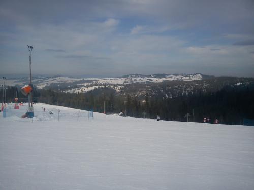 Na nartach w Jurgowie #góry #Tatry #Zakopane