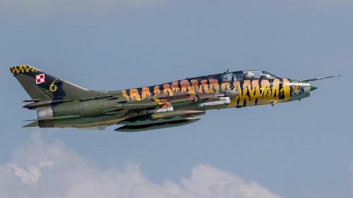 Sukhoi Su-22 UM3K, Poland - Air Force