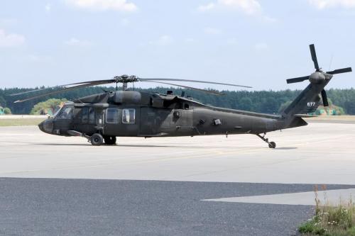 Sikorsky UH-60 Blackhawk, United States - US Army