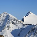Ośrodek Grossglockner - Heiligenblut, widok z Gjaidtroghohe #Alpy #Austria #Narty #Nassfeld