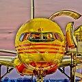 DHL, Boeing 757 - 236(SF)