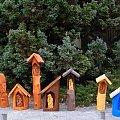 #derwno #dom #drewniany #mieszkanie #odród #posąg #rzeźba #sculpture