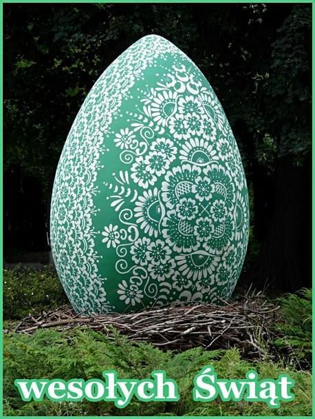 zdrowych, radosnych i spokojnych świąt życzę wszystkim Fotosikowym Fanom i Redakcji. #Wielkanoc