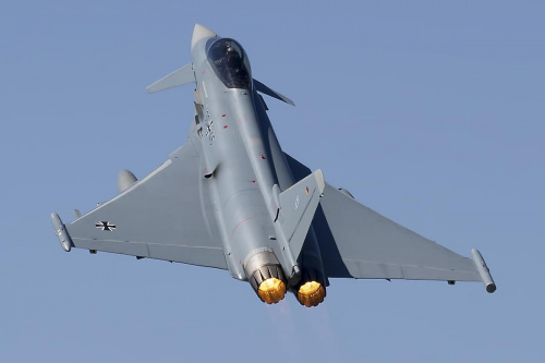 Eurofighter EF-2000 Typhoon S, Germany - Air Force