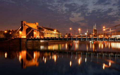 Wrocław - Most...