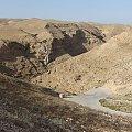 W drodze do Ławry Hozewitów #bóg #cerkiew #chrystus #izrael #jerozolima #jerycho #kościół #nazaret #ZiemiaŚwięta