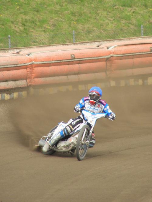 26.04.2015 Speedway Wanda Instal Kraków - Lokomotiv Daugavpils