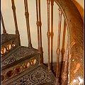 kręte schody w Jedlince #przyroda