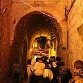 Przed patriarchatem Jerozolimy - oczekiwanie na Patriarchę Teofila #izrael #jerozolima #wielkanoc #ZiemiaŚwięta