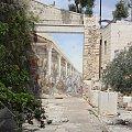 Brama Gnojna #izrael #jerozolima #wielkanoc #ZiemiaŚwięta