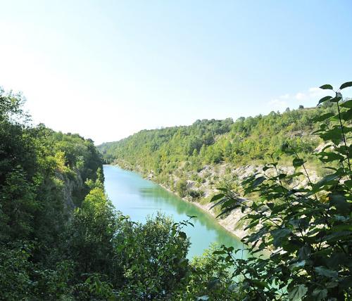 Canyon Blaue Lagune Lengerich,NRW