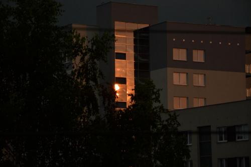 moje słoneczko nocuje tu;)