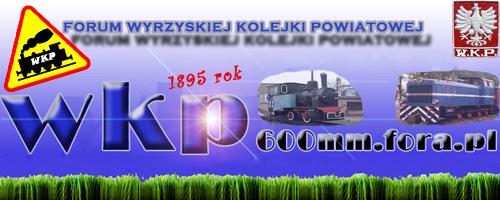 Forum Wyrzyska Kolejka Powiatowa - Wirsitzer Kreisbahn Weißenhöhe Strona Główna