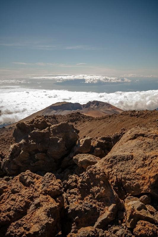 Pico Viejo #PicoViejo #Teneryfa #Wulkan #Teide #WyspyKanaryjskie #CanaryIslands #Tenerife